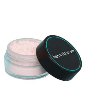 Beautiful Me Mineral Eyeshadow Silver Cloud 2g - 2g, White