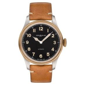 Montblanc 1858 Automatic Men's 2 Colour Strap Watch