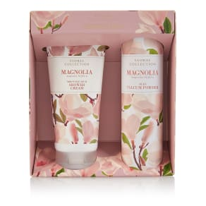 Floral Collection Magnolia Body Duo