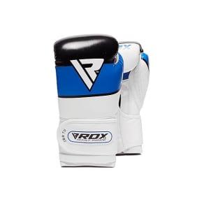 Rdx Inc Jbr Boxing Gloves Junior - Blue/White/Black - Kids