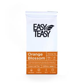 Easy Teasy Orange Blossom Tea, Orange