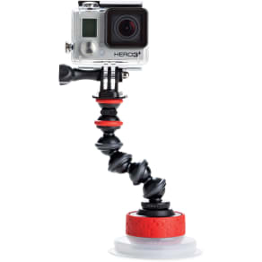 Joby - Suction Cup and GorillaPod Arm