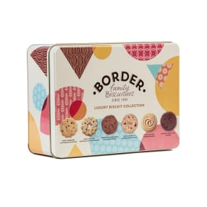Border - Luxury Biscuit Collection - 500G