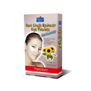 Purederm Dark Circle Reducer Eye Patches - Sunflower