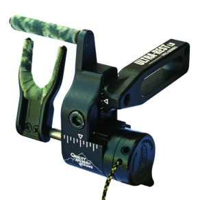 Quality Archery Designs Ultra Rest Pro Series Ld Black With Lock Down Technology
