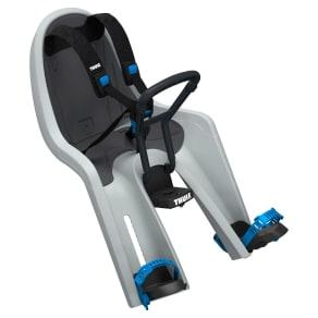 Thule Ridealong Mini Bike Seat Child Carrier - Light Gray, Black