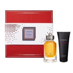 Cartier l'Envol Eau De Parfum 80ml & Shower Gel 100ml Gift Set