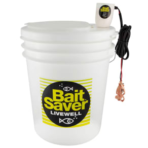 Marine Metal Individual 5 Gallon Bait Saver Livewell