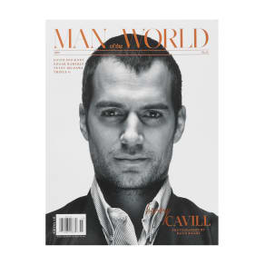 Reiss Man of the World  - Man of the World Magazine in Natural