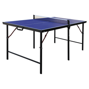Hathaway Crossover Portable Table Tennis Table - 60 - With Paddle Set