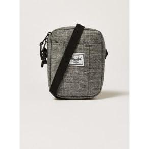 Mens Khaki Herschel 'Cruz' Cross Body Bag, Khaki