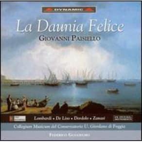 Paisiello: La Daunia Felice by Federico Guglielmo