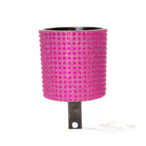 Cruiser Candy Bling Pink Bicycle Drink Holder
