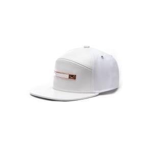 Men's Melin Voyage Elite Leather Ball Cap - Beige