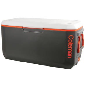 Signature by Larry Levine Cooler 120 Qrt Xtreme Dark Grey/Orange