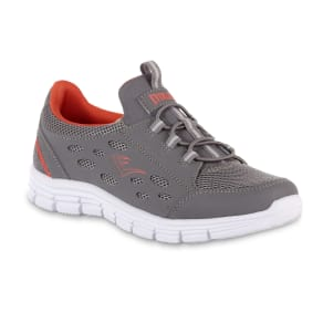 EverlastA(r) Women's Sela Athletic Shoe - Gray, Size: 6