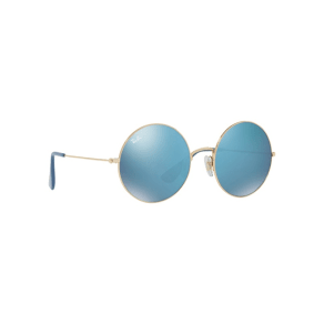 Ray-Ban Gold Round Rb3592 Sunglasses