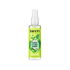 Inecto Naturals Lime & Mint Coconut Infusion Body Spray 150ml