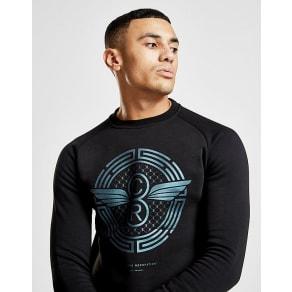 Creative Recreation Iridescent Sweatshirt - Black/Blue - Mens