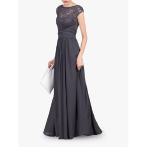 5385464bef9 More Products from John Lewis   Partners. Jolie Moi Lace Bodice Pleated  Maxi Dress
