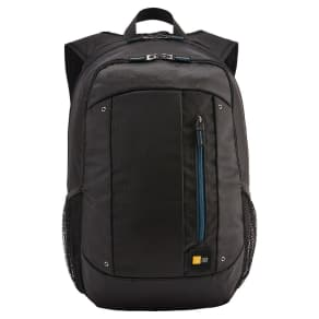 Case Logic Laptop and Tablet Backpack - Black (Wmbp-115), Multi-Colored