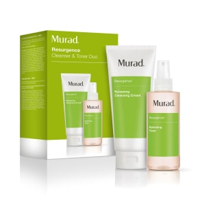Murad Renewing Cleansing Cream and Hydrating Toner