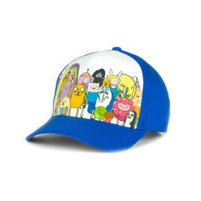 Adventure Time Adventure Time at All Character Adjustable Youth Cap