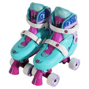 Disney Frozen Quad Skates - Light Blue/Purple, Multi-Colored