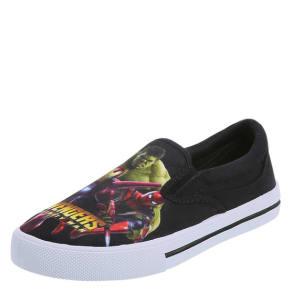 Boys' Avengers Infinity Twin Gore Sneaker