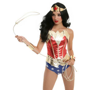 Gold Lasso Costume Accessory