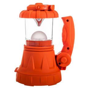 Whetstone 15 Led Spotlight & Lantern Combo - Heavy Duty, Orange