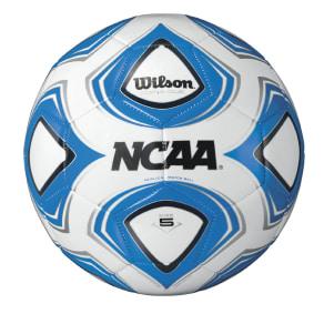 Wilson Ncaa Copia Due Replica Soccer Ball - Size 5, White/Blue