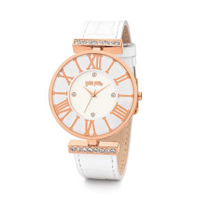 Folli Follie Dynasty Watch, Rose Gold
