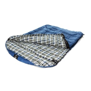 Venetian Worldwide Grizzly Private Label 2 Person -25a'1/4f Ripstop Sleeping Bag