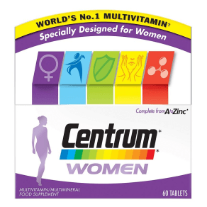Centrum Women 60 Tablets
