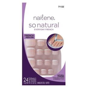 Nailene So Natural Toe Nails