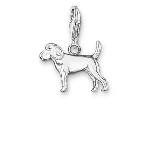 Thomas Sabo Charm Pendant ''Dog'' 0482-001-12