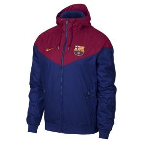 FC Barcelona Windrunner Men's Jacket - Blue