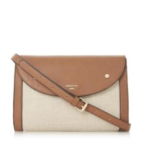 Eldora Raffia Cross Body Bag