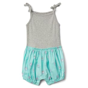 Gap Double Layer Shorty One Piece - Ballerina Blue