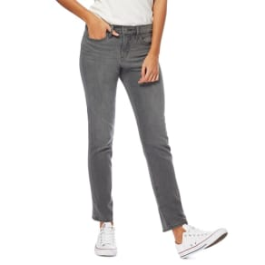 Levi's Grey Mid-Wash Slim Jeans