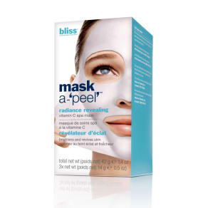 Bliss Mask A-'Peel' Radiance Revealing Rubberizing Mask