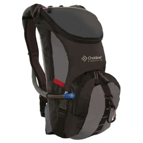 Outdoor Products Ripcord Hydration Pack - Gray