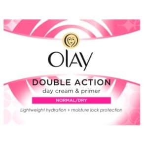 Olay Classic Care Double Action Moisturiser Day Cream Normal/Dry Skin