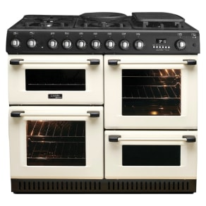 Hotpoint Cannon Ch10755gfs Gas Range Cooker, Cream