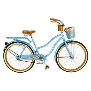 Huffy Ladies 26 Nassau Cruiser Bike - Blue