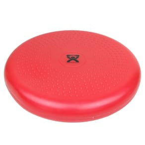Cando Inflatable Vestibular Seating/Standing Disc, Red, 35 Cm (13.8 In)