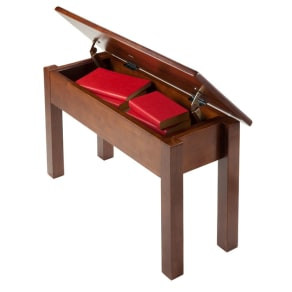 Winsome Emmett Wooden Bench With Seat Storage