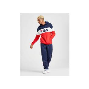 23768611b Fila Jay Poly Popper Track Pants - Navy - Mens. JD Crosstown Running