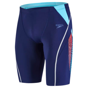 Speedo Fit Splice Jammer Swimming Shorts